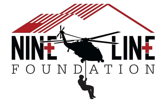 Nine Line Foundation Logo