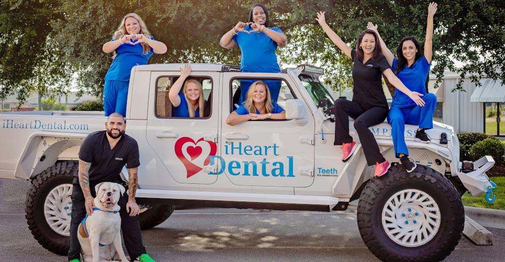 rincon ga dental staff